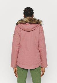 Roxy - MEADE - Snowboard jacket - dusty rose - 2