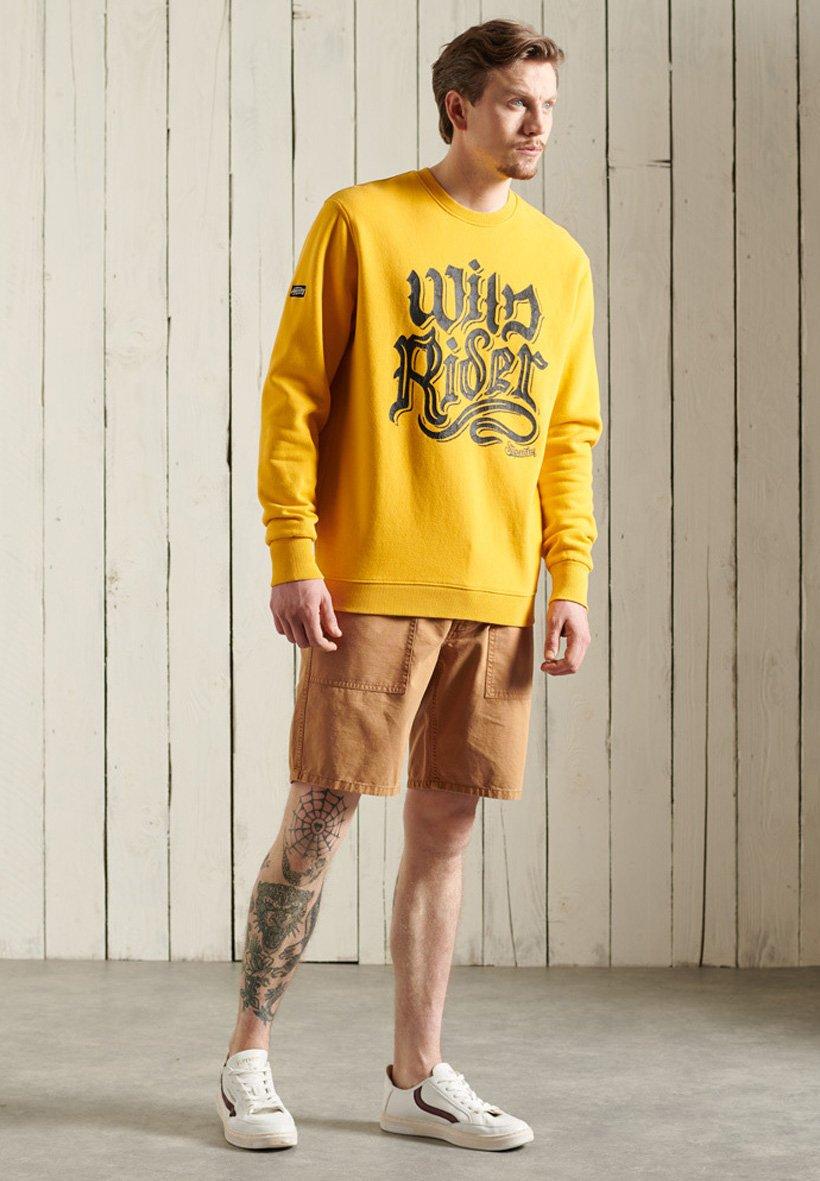 Herren BOHO ROCK - Sweatshirt