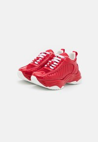 MISBHV - KOMBAT MOON TRAINERS ALL DEEP UNISEX - Trainers - red - 1