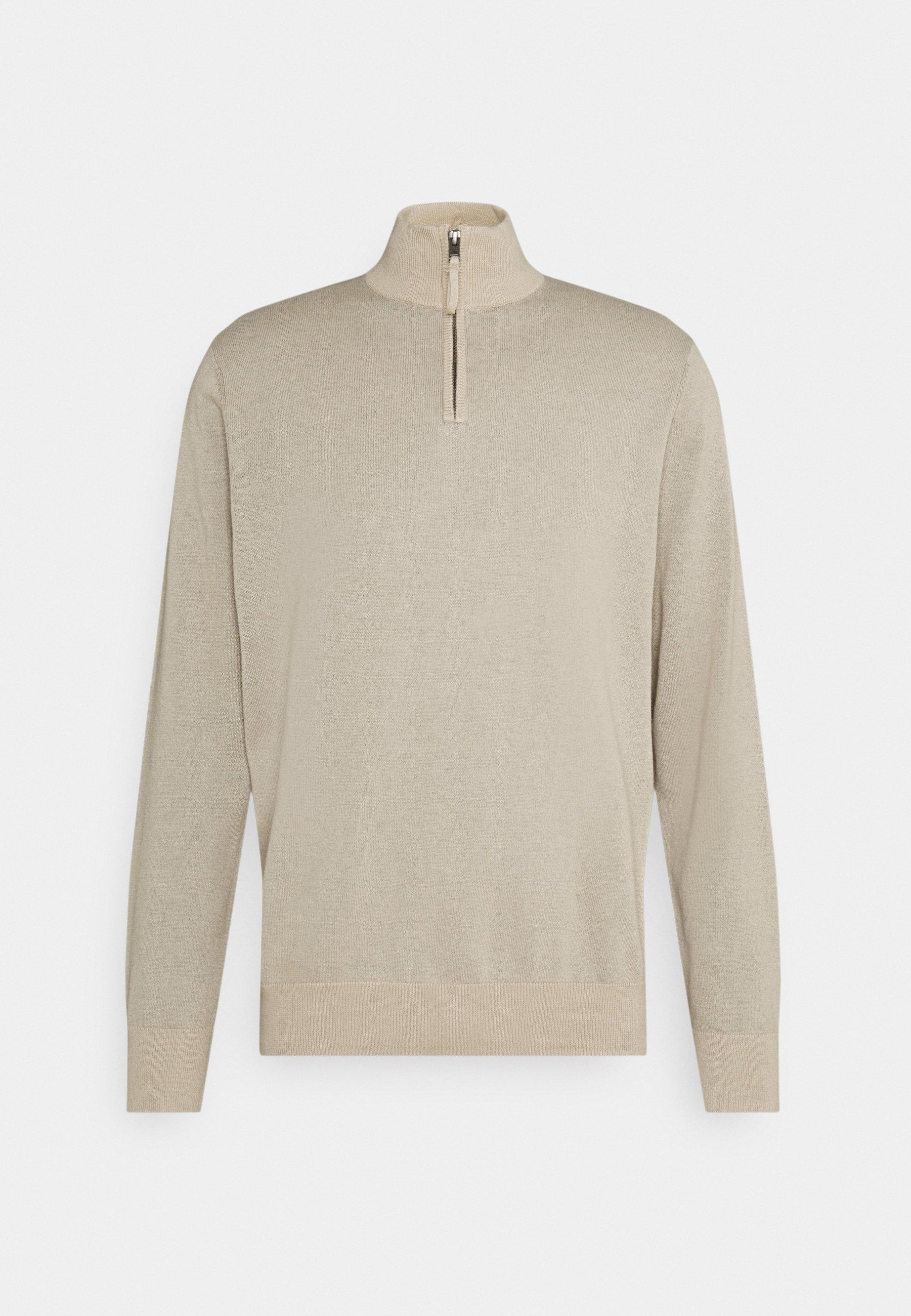 Homme ALPHA PLAITED - Pullover