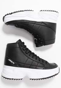 adidas Originals - KIELLOR XTRA  - Zapatillas altas - core black/footwear white - 3