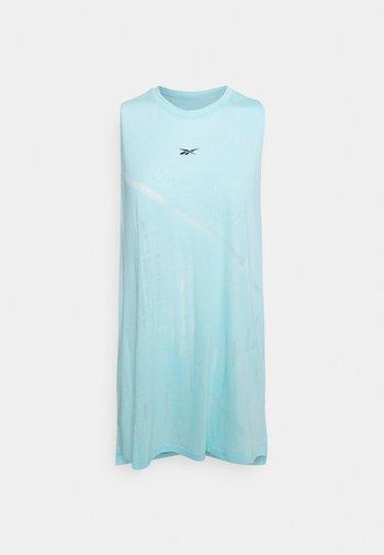 BURNOUT TANK - Sports shirt - digital glow