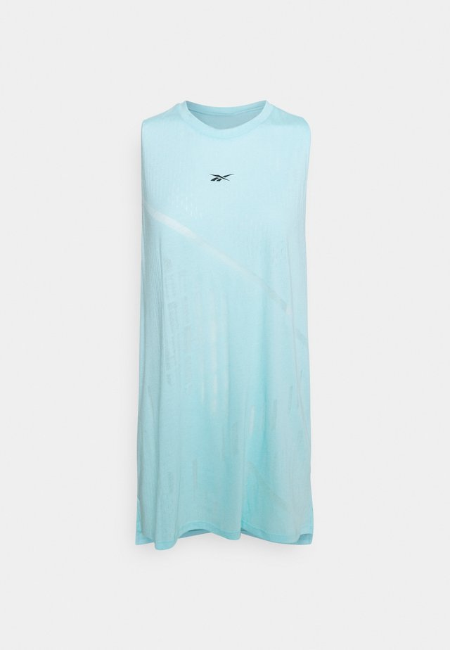 BURNOUT TANK - T-shirt sportiva - digital glow