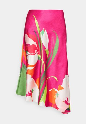 AXELL - A-line skirt - pink