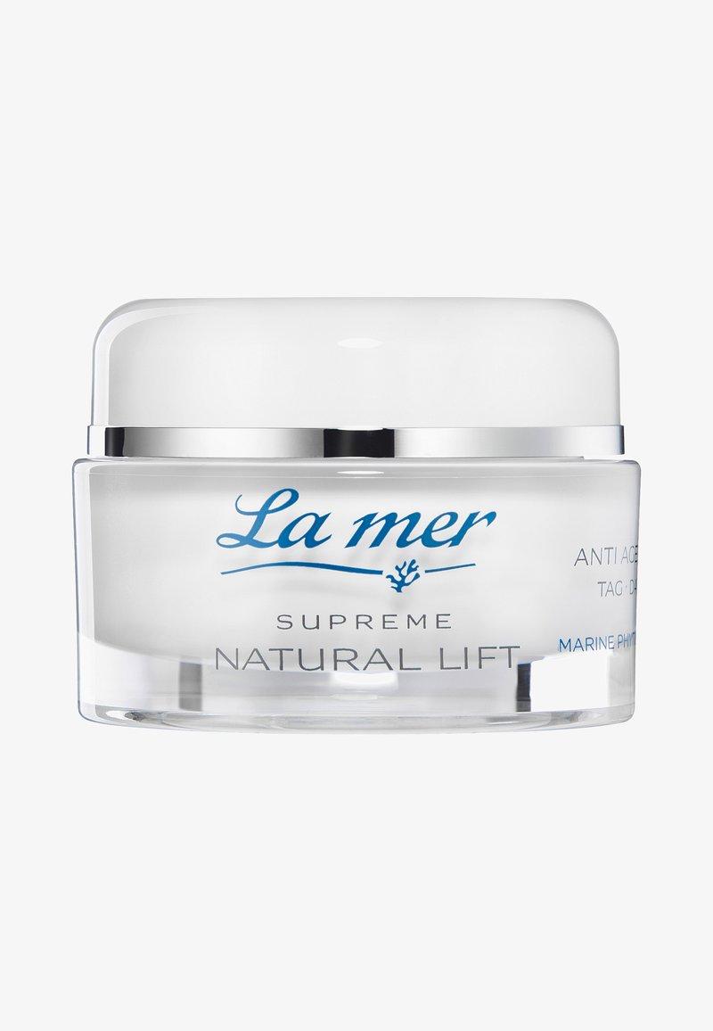 La mer - LA MER GESICHTSPFLEGE SUPREME NATUAL LIFT ANTI AGE CREAM TAG - Anti-Aging - -