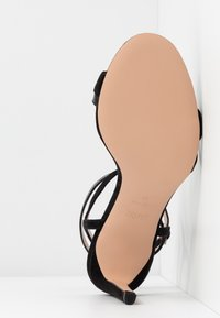 HUGO - High heeled sandals - black - 6