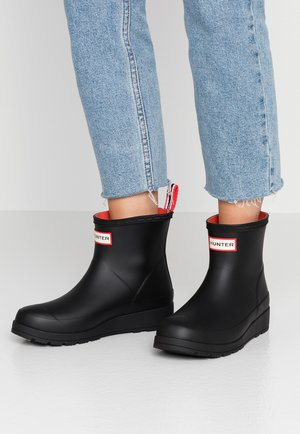 ORIGINAL INSULATED PLAY SHORT - Wellies - black