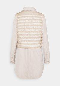 comma - Classic coat - ivory - 2