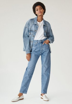 SEUL - Giacca di jeans - medium blue