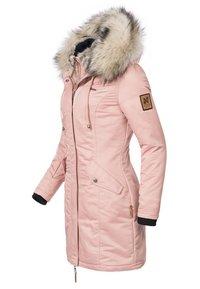 Navahoo - DAYLIGHT - Winter coat - pink - 2