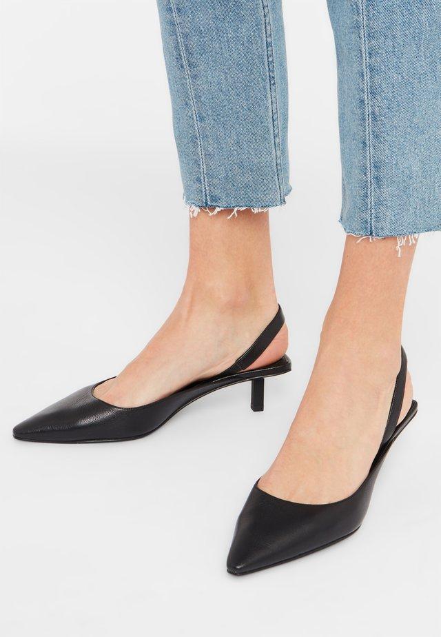 MEGHAN - Classic heels - black