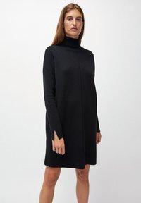 ARMEDANGELS - SIENNAA - Jumper dress - black - 0