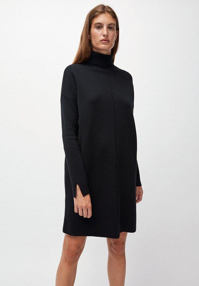 SIENNAA - Jumper dress - black