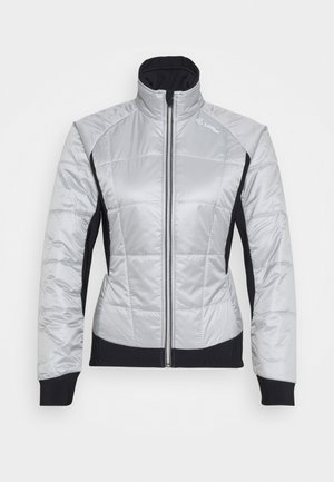 BIKE ISO JACKET HOTBOND - Veste d'hiver - silver grey