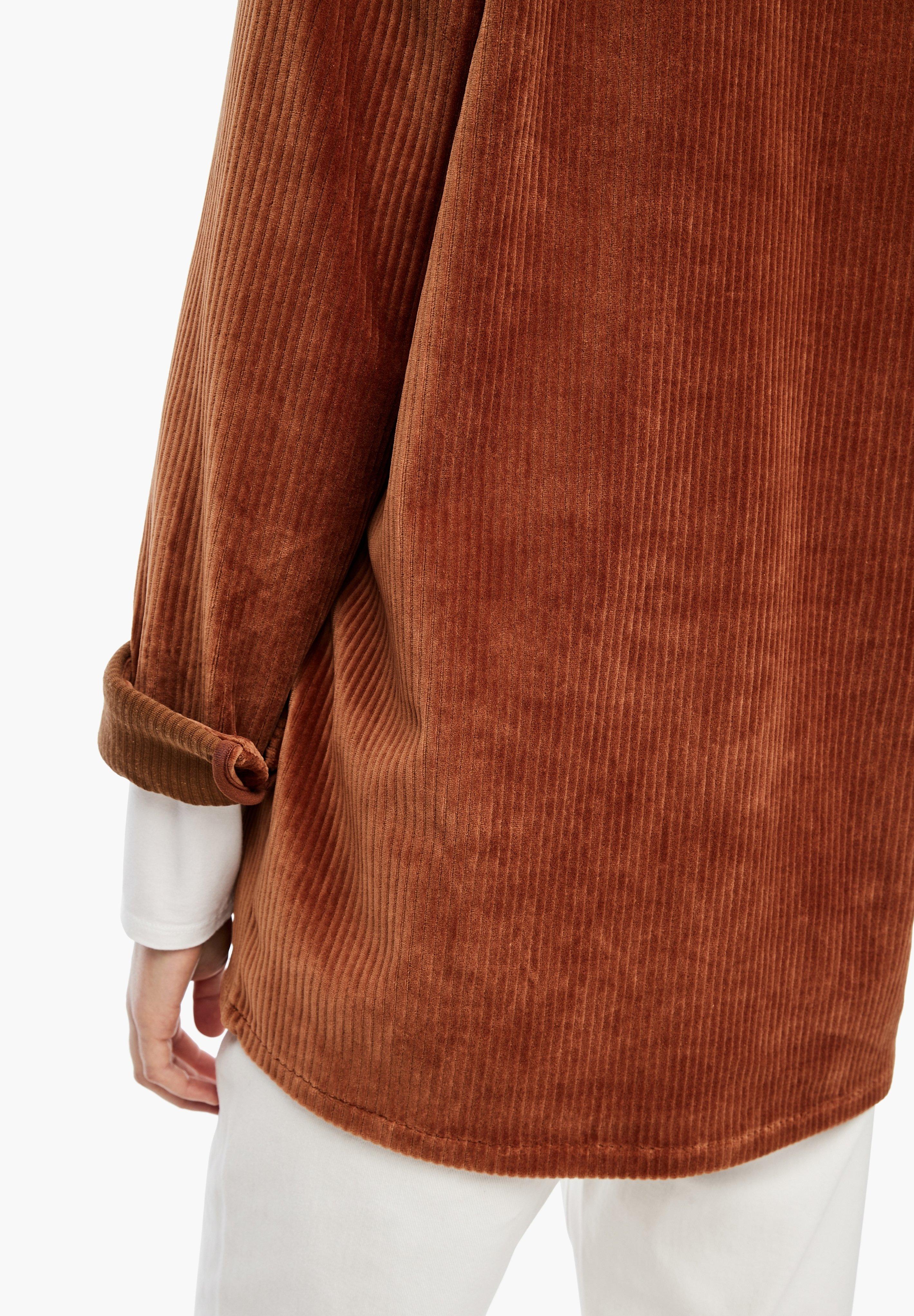s.Oliver Overhemdblouse - brown - Dameskleding Klassiek