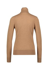 BOSS - C_FIDDINIAS - Jumper - camel - 1