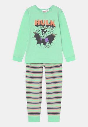 ORLANDO LONG SLEEVE LICENSED - Pyjama set - washed spearmint