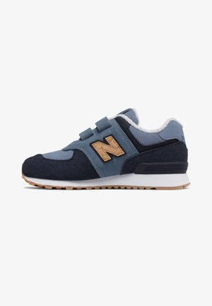 Trainers - chambray/eclipse