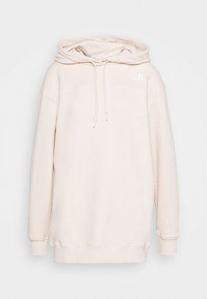 ZUMU HOODIE  - Jersey con capucha - pink tint
