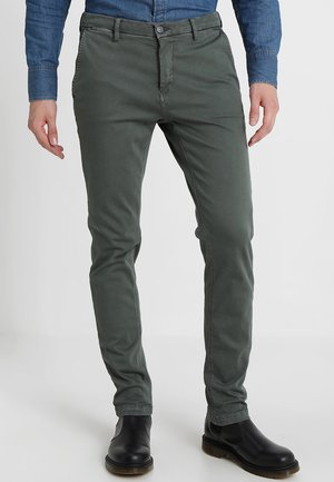 ZEUMAR HYPERFLEX  - Jeans slim fit - olive