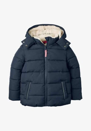 MIT WATTIERUNG - Winter coat - schuluniform-navy