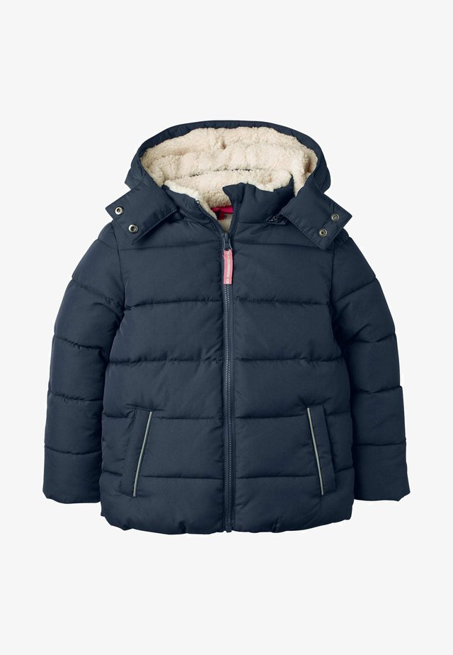 MIT WATTIERUNG - Winter coat - schuluniform-navy