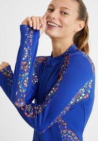Desigual - Sweatshirt - blue - 3