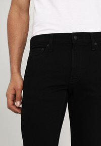 Hollister Co. - SKINNY STAY - Jeans Skinny - black - 3