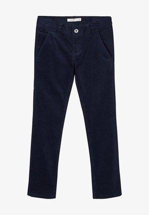 Straight leg jeans - dark sapphire