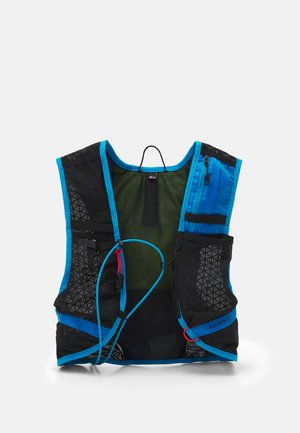 VERT UNISEX - Hydration rucksack - mykonos blue/methyl blue
