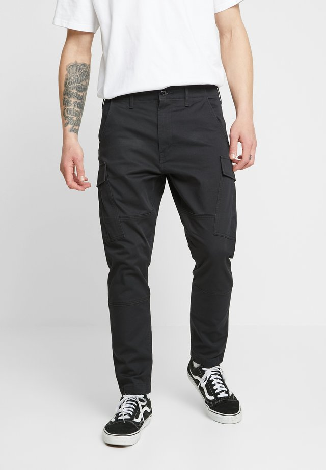 LO-BALL - Cargo trousers - caviar weft