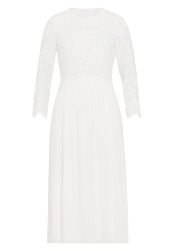 BRIDAL 2IN1 MIDI  - Koktejlové šaty/ šaty na párty - snow white