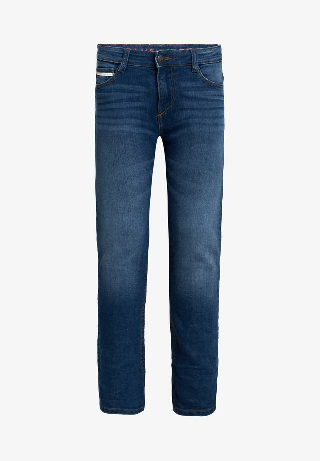 MET TAPEDETAIL - Slim fit jeans - blue