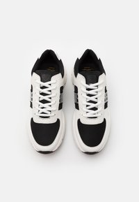 Ed Hardy - SPLIT RUNNER MONO - Trainers - white/black - 3