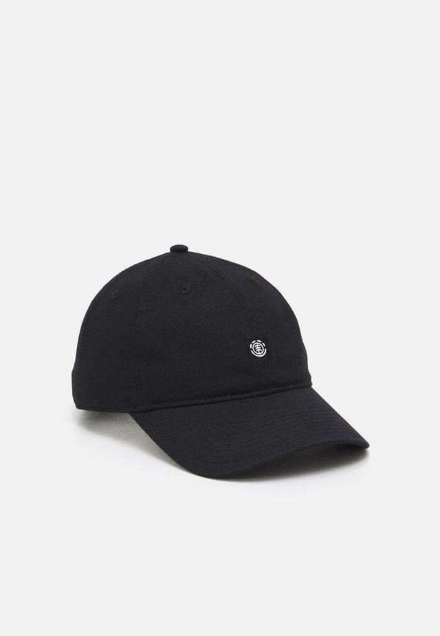 FLUKY DAD UNISEX - Cappellino - all black