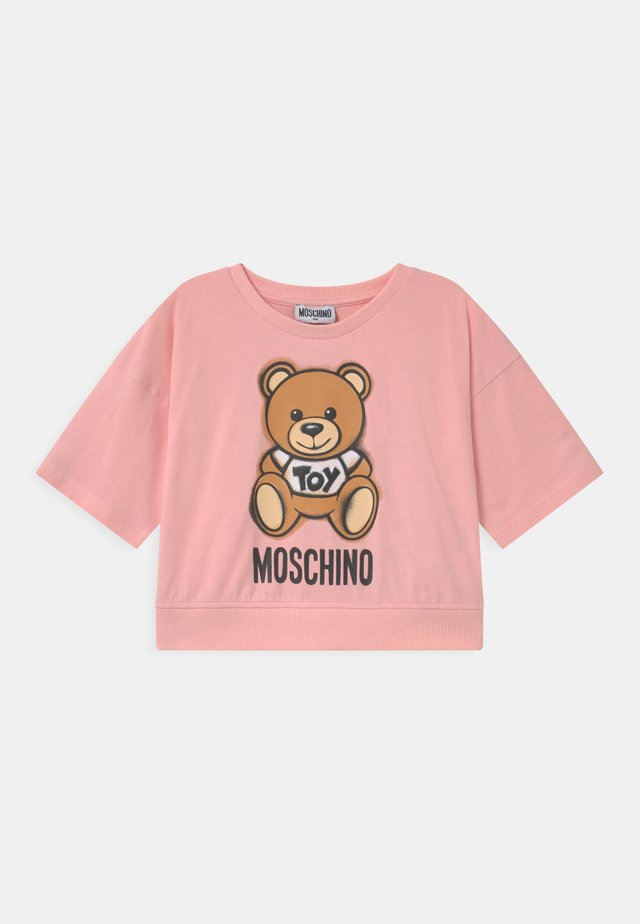 ADDITION - T-shirts print - sugar rose