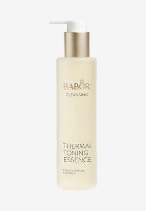 THERMAL TONING ESSENCE - Cleanser - -