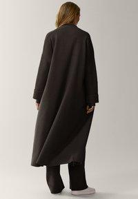 Massimo Dutti - Classic coat - black - 2