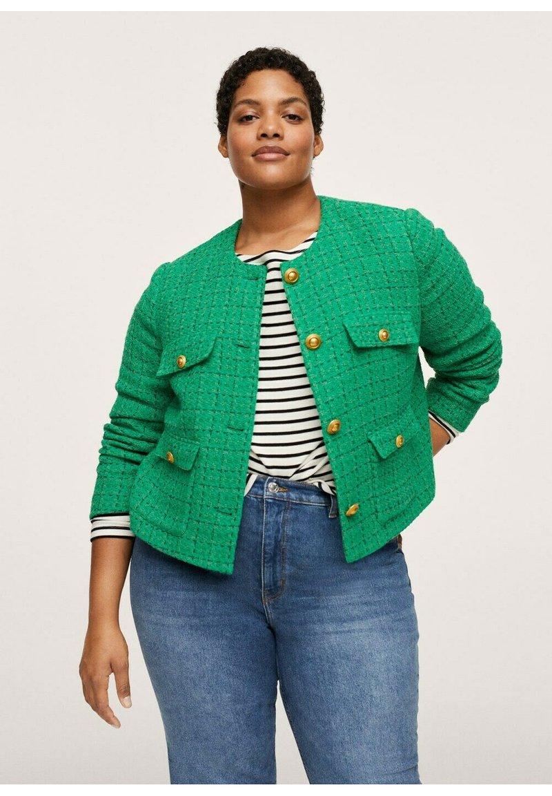 Mango - WINTOUR - Summer jacket - vert