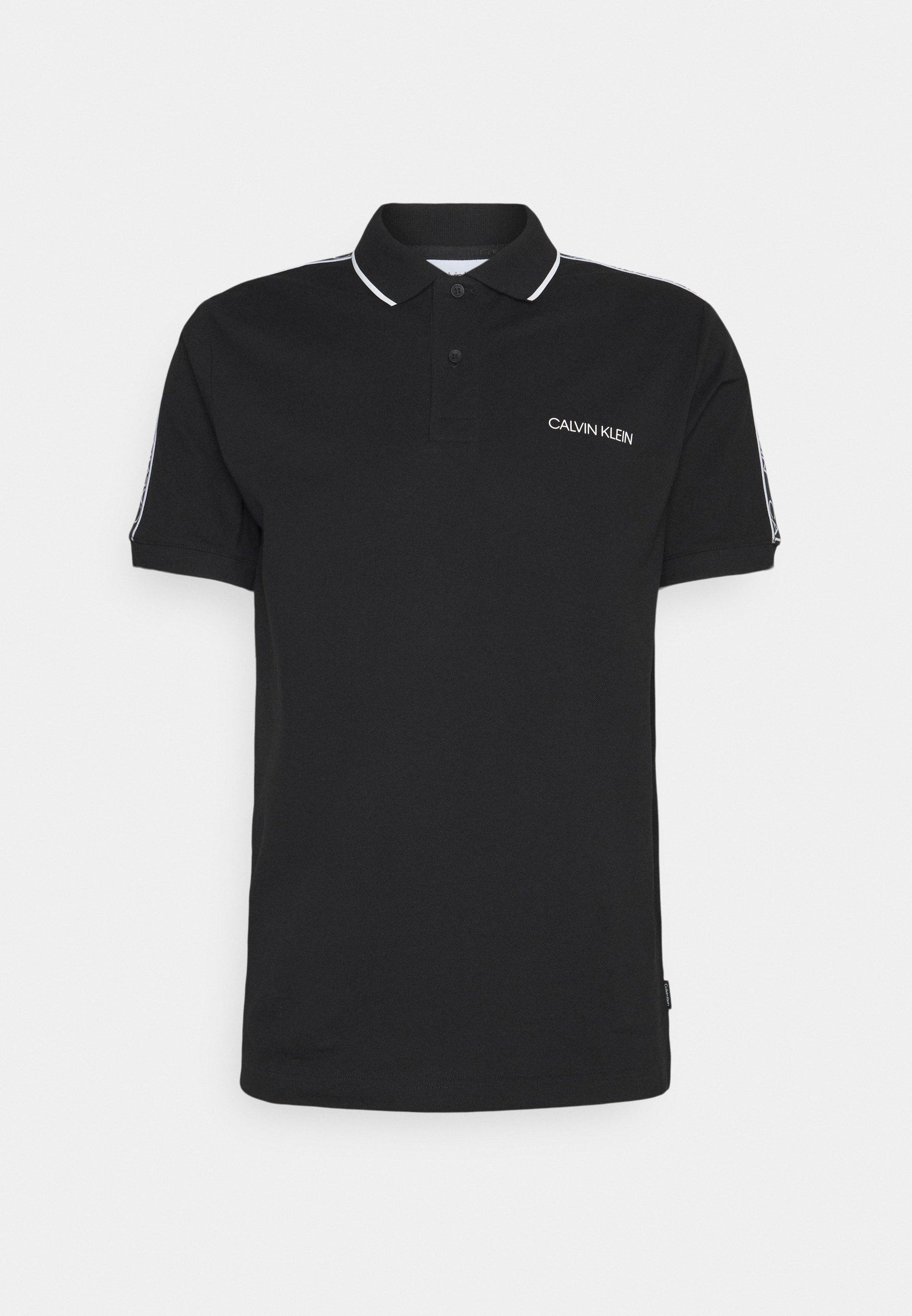 Men ESSENTIAL LOGO TAPE SLIM FIT - Polo shirt