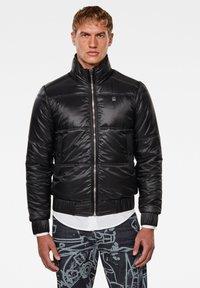 G-Star - Winter jacket - dk black - 0