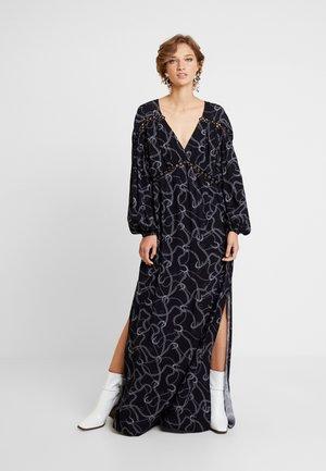 VESTIDO TECIDO BALI - Robe longue - jerome