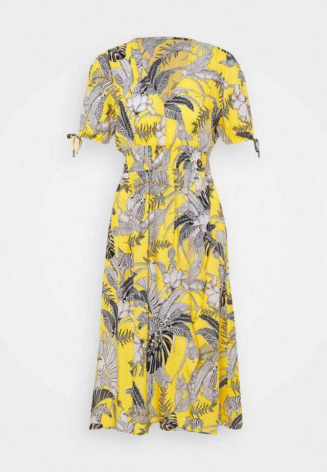 TULUM BEACH DRESS - Accessorio da spiaggia - yellow