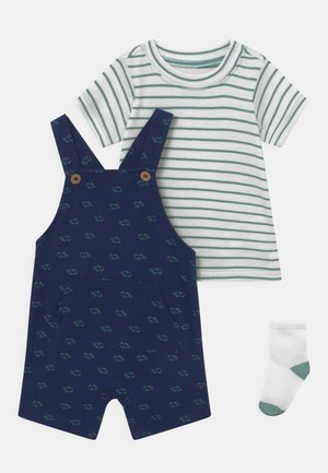 SET - Camiseta estampada - dark blue