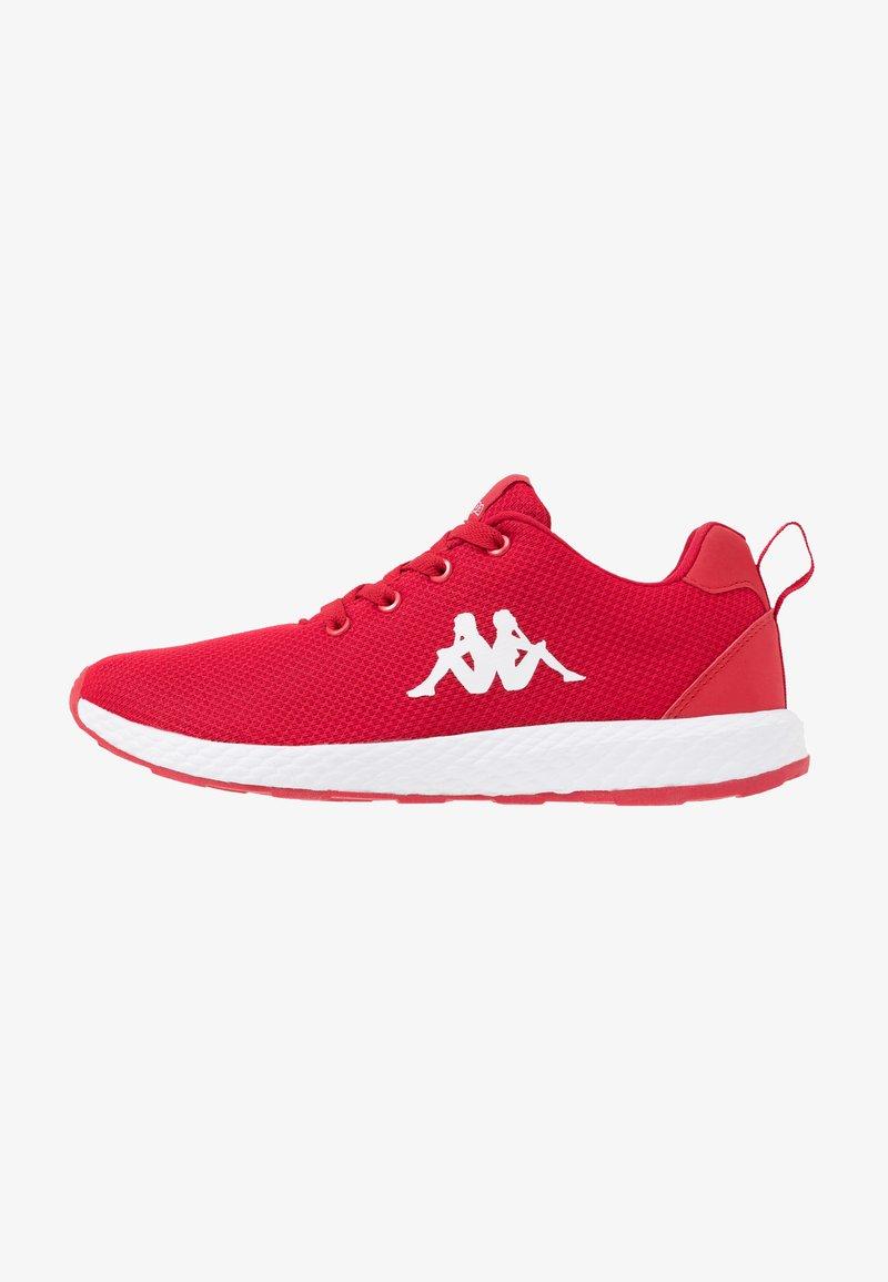 Kappa - BANJO 1.2 - Sports shoes - red/white