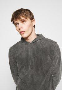 DRYKORN - MILIAN - Long sleeved top - dark grey - 5