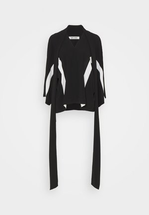 TIME BLOUSE - Blouse - black