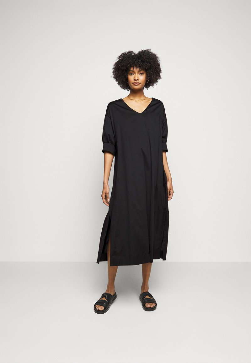 RIANI - Jersey dress - black