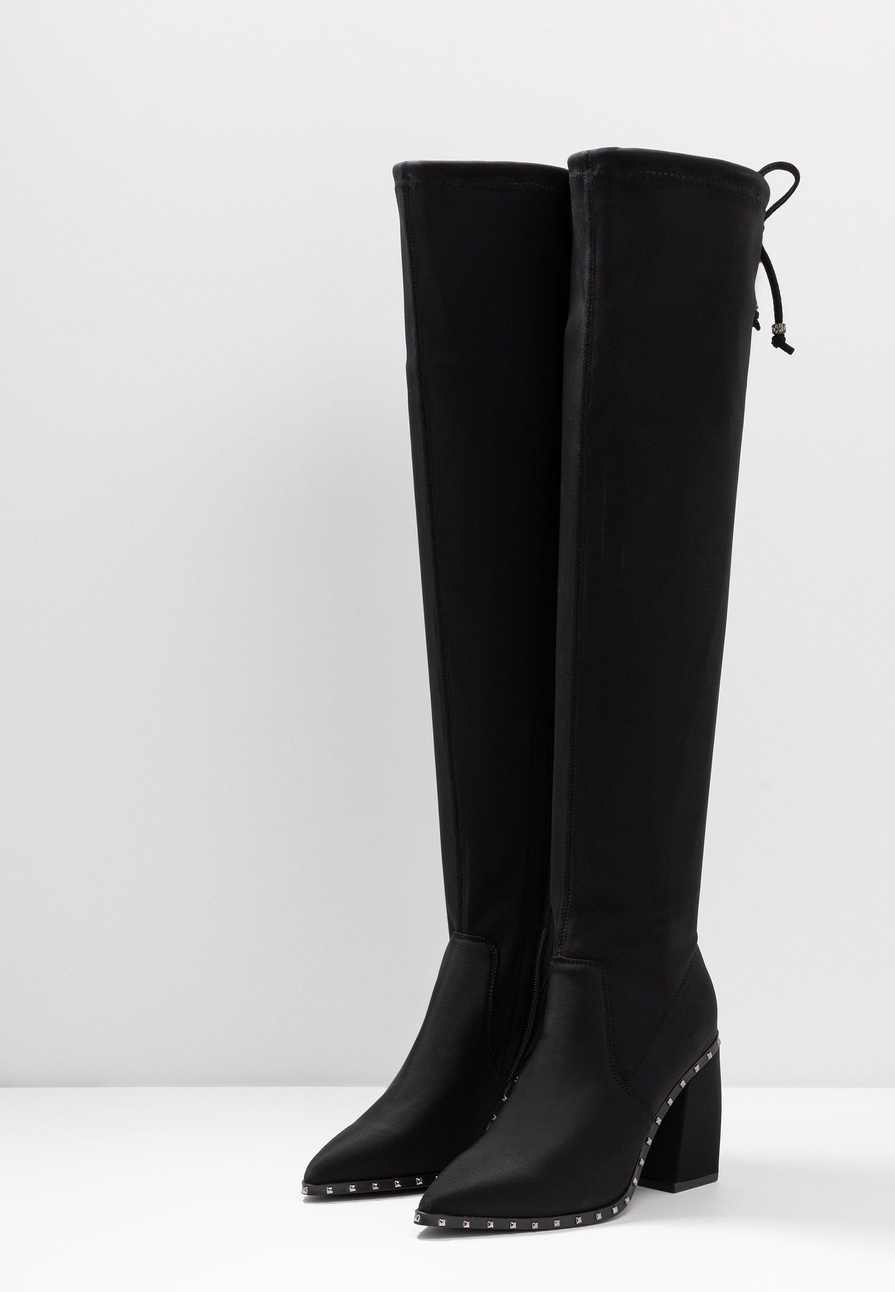 Alma en Pena High Heel Stiefel black/schwarz