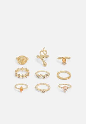 PCHETTA 9 PACK - Ring - gold-coloured